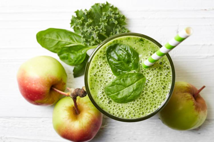 Comece O Seu Dia De Forma Saudável Com Estas Batidas Verdes