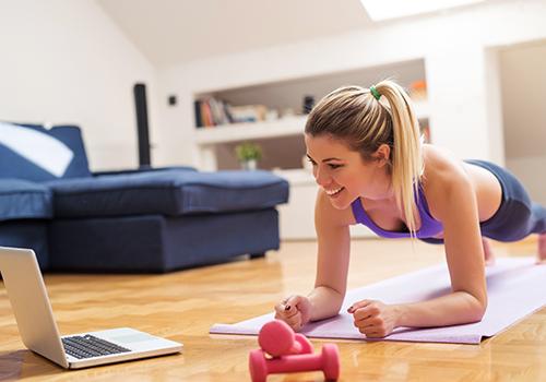 Como Ter Uma Rotina De Exercícios Eficaz Em Casa
